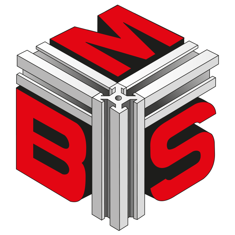 MBS Item - modular extruded aluminium profile system