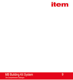 Comprehensive Catalogue MB9