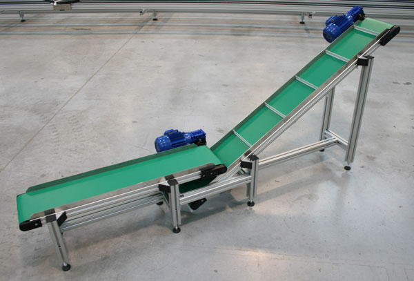 Flat Belt Conveyor 20
